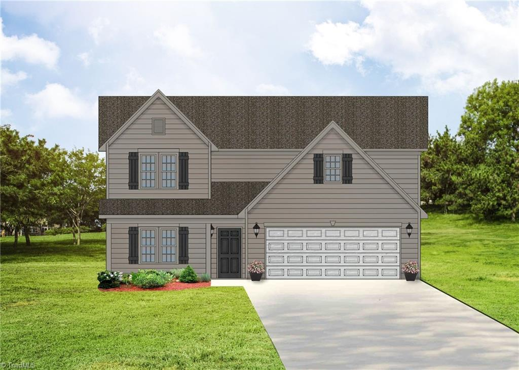 $4,000 towards closing costs if using preferred lender and closing attorney. The Emerald is a spacious 2-story floor plan. Rocklyn offers a playground, future community pool, lower Davidson county taxes and easy access to Clemmons or Winston Salem. All Sagamore homes are outfitted with SMART home features.