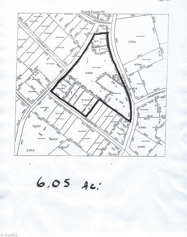 1307 Old Salisbury Rd, Winston Salem, NC, 27127