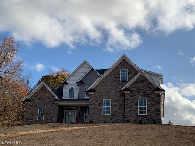 PICS Similar to--Stunning New Construction In North Davidson's Premier New Neighborhood On Outskirts Of Winston Salem. Enjoy Larger Lots And Lower Taxes. Only Minutes From Downtown WS Or Mall Area. 3 car garage! An Entertainers Dream With Open Kitchen, Living & Dining Area. Main Level Master With Double Trey Ceiling Also Features A Spa-Like En-suite With Garden Tub & Large Walk-in Shower. Beautiful Hardwoods In The Living Areas & Modern Finishes With Pleasing Trim Throughout. BUY NOW & CUSTOMIZE!