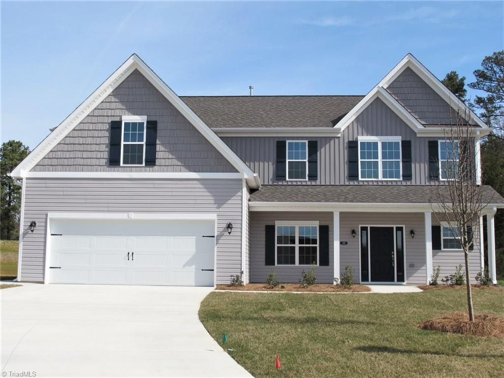 Take advantage of this canceled presale! Upgrade options include: hardwoods, tiled bath floors, subway backsplash, extra lighting and more. Wonderful cul de sac lot! $10,000 incentive towards fencing, blinds, washer/dryer. Must close by 4/30/2020. 4000.00 closing costs if using our preferred lender and closing atty. This a a fantastic buy! Convenient to Highway 150 and US 52. Contact co-list today!