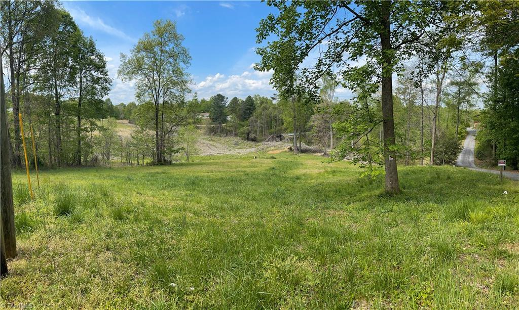 1.1 Acre lot ready for your home.  Septic tank in place!  Nice open acreage at the end of the street and located minutes from Elkin or North Wilkesboro. Mobile homes are allowed.