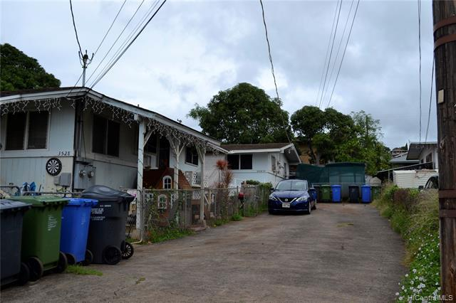 GOOD RENTAL AREA. TWO SEPARATE STRUCTURES WITH FOUR RENTAL UNITS TENANT OCCUPIED - PROPERTY BEING SO