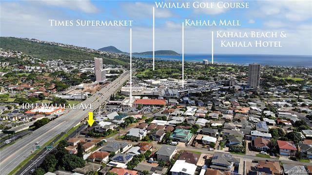 4041 Waialae Ave, Honolulu, HI, 96816