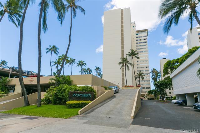 2895 Kalakaua Ave #409, Honolulu, HI, 96815