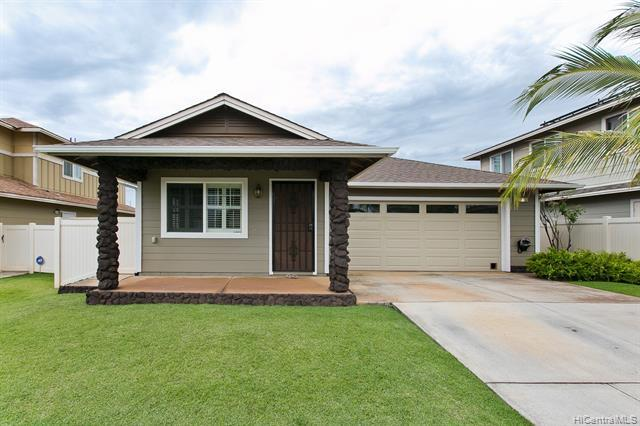 Hawaiian Home Lands in Kanehili / Kapolei. Must see this beautiful single story 3 bedroom home. Lots