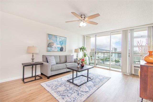 Check this unit out before it's gone!  Price improvement for a fast sale! This location is unbeatable; just steps from our iconic Ala Moana beach, across the street from Whole Foods and South Shore Market, and walking distance to the heart of Kaka'ako, with shops, theaters and eateries.  This unit has been updated and move-in ready! Act quick!