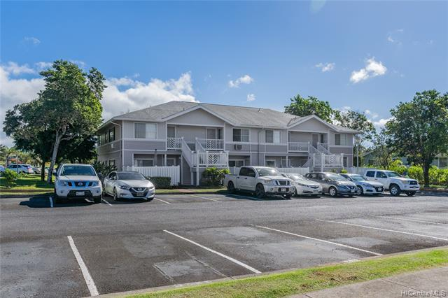NEW LISTING!! RARE OPPORTUNITY to own a 2 bdrm/2 bath/2 parking unit in highly desirable Northpointe Terrace in Mililani Mauka.  Enjoy this single level townhome in a serene quiet neighborhood.  Conveniently located near schools, shopping centers and easy access to freeway. Units rarely available for sale, this won't last!