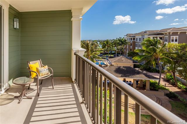 Rarely available PENTHOUSE. Marina front, gated 4-story complex in beautiful Hawaii Kai, which boast
