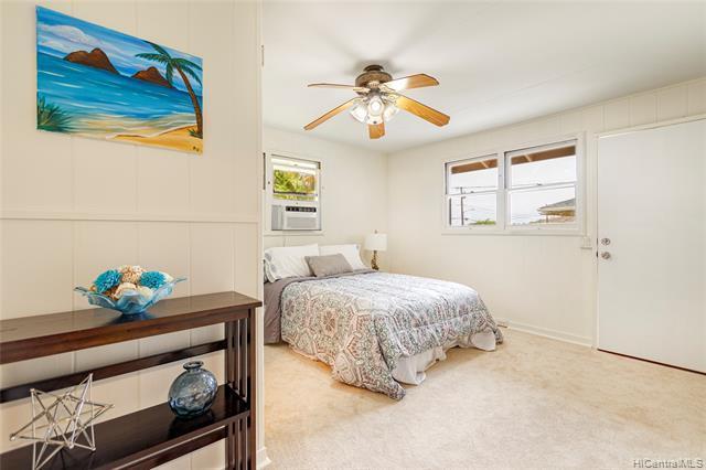 Lovely master bedroom.