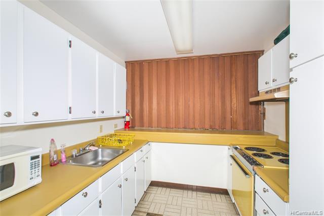 Recreation room kitchen.