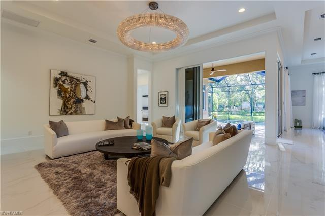 Serenity abounds inside and out in this beautiful home. The 12'8'' ceilings are luxurious and walls