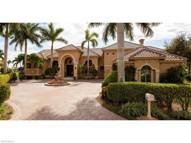 This elegant lakefront home is situated in the prestigious community of Bay Laurel Estates, within P