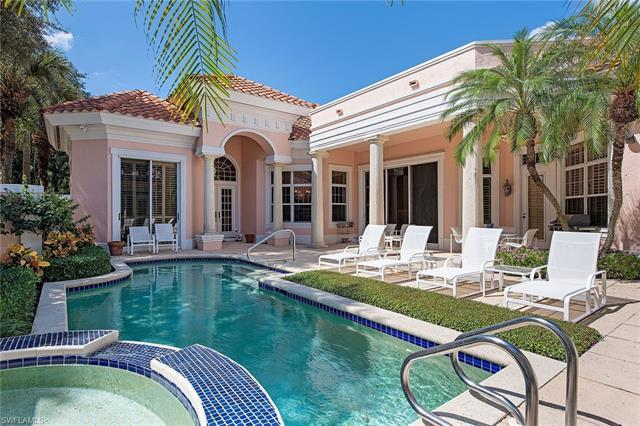 Don't miss this magnificent Courtyard home in the prestigious gated community of Isle Verde. Overloo