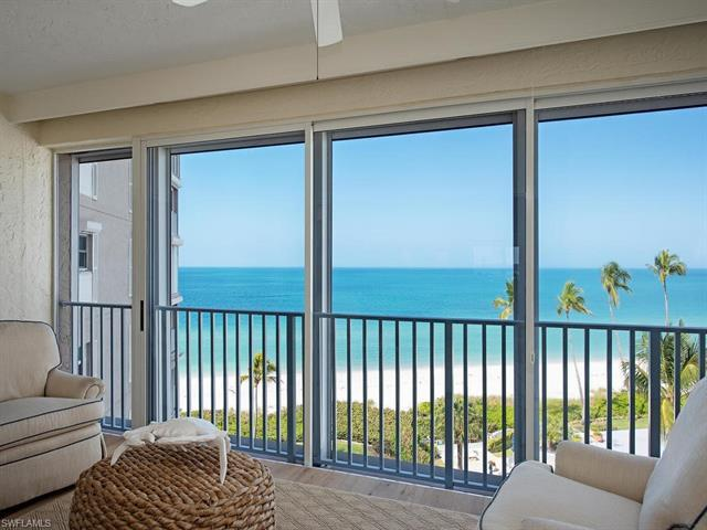 Luxurious, elegant & private define this beachfront Westgate property! Experience picturesque unobst