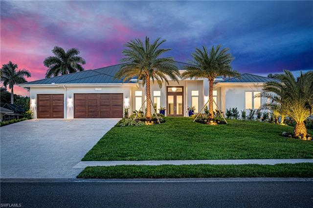 A Spectacular fully custom home currently under construction in the ideal heart of Park Shore. This