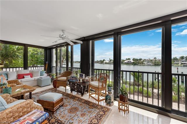 Wake up in your spacious master suite to beautiful Moorings Bay views, the colorful sunrise and incr