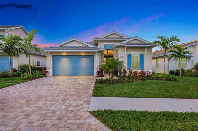 Step inside this one-of a kind Serino model in Azure at Hacienda Lakes! Built to perfection, no deta