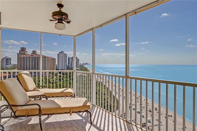 Moving on up! Unequaled western and southwestern 180° unobstructed views of the Gulf of Mexico and V