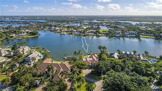 Positively wonderful, expansive water views at the widest part of Man-O'-War Cove! Oversized lot has
