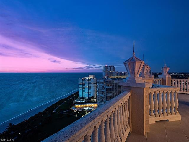 A true Penthouse estate in prestigious Park Shore that hasn't been available for over 15 years. The