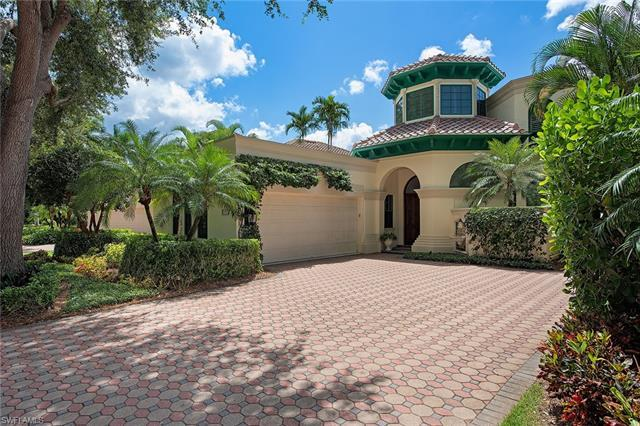 EXQUISITELY finished and PRISTINELY maintained residence in the coveted Vizcaya at Bay Colony... Thi