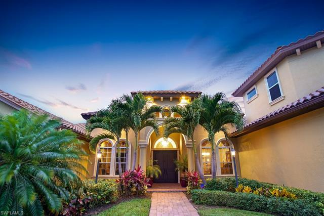 Built in 2006, this beautiful pool home is located within one of Naples premiere beachfront communit