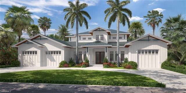 Introducing this season's gorgeous new coastal chic 'Old Florida Modernized'  estate home by Ecru &