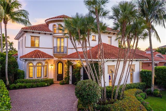 Warm elegance with a coastal flair, this 2-story home artfully combines the inviting charm of a Medi