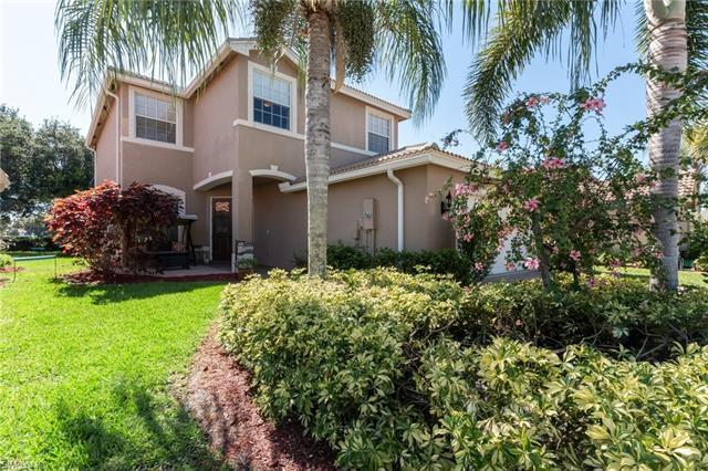 H.14600 - This 'like new' home overlooking golf course and lake has it all.  4 bedroom home w/ pool, large screen lanai with tall trees and beautiful backyard.  The oversized kitchen has granite counters and high-end cabinets.  Open floor plan and spacious living with LOTS of nice features.