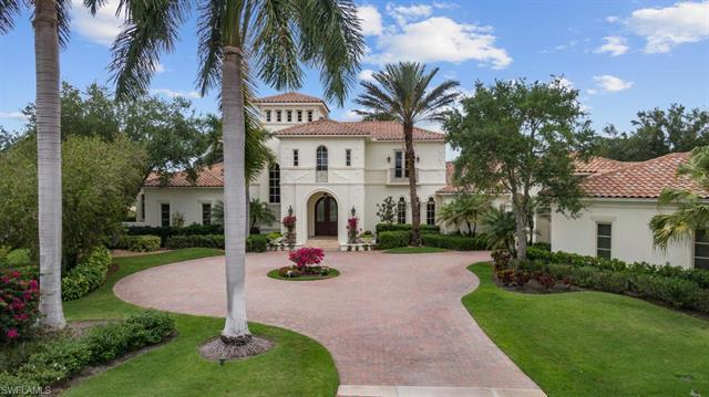 H.14394 -Situated on one of the most exquisite sites in all of Quail West, this stunning home sits o