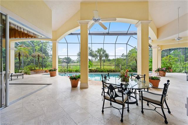 Audubons' largest and BEST VALUE luxury estate home. This west of 41 SW facing lake-lot is surrounde