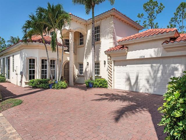 1276 Via Portofino, Naples, FL, 34108