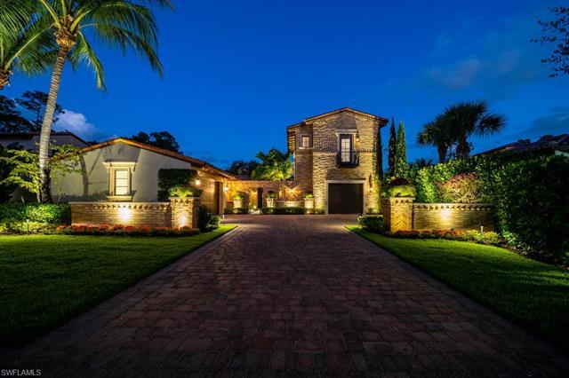 Discover the meaning of luxury living on one of the finest lots in Mediterra. This rare, turn-key fu