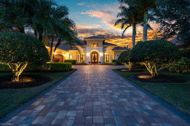 This beautiful former builder's model, the Majorca Grande, in Quail West, offers amazing unobstructe
