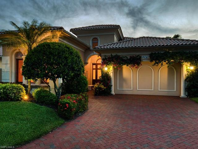 This spacious move-in ready home is located within the gated community of Terrabella in Pelican Mars