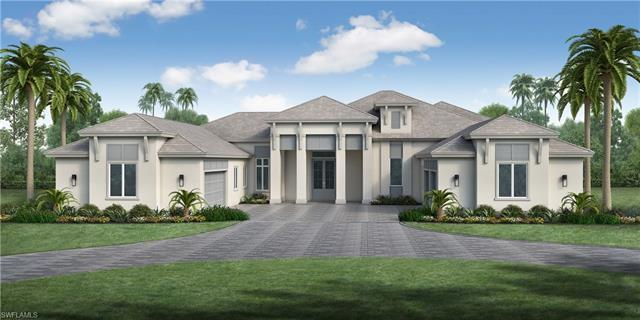Stock Custom Homes offers this four bedrooms ensuite, bonus room, powder bath, a great room, study,