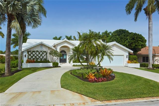 Vaulted ceilings, great square footage and an expansive pool deck and lanai, all located in the hear