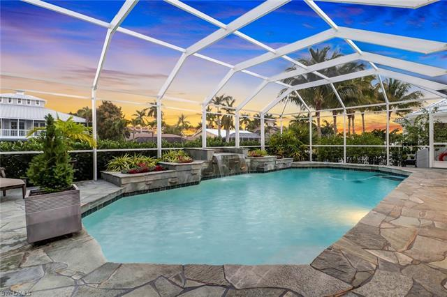 Coastal Contemporary Key-West home in the boating community of Royal Harbor! Talk about WOW factor u