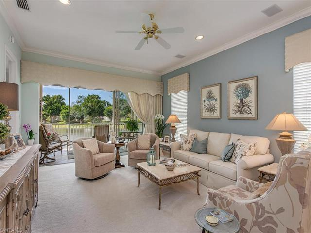 Enjoy Beautiful , Glistening  Lake & Fountain Views from this Impeccably Maintained 2nd floor Coach