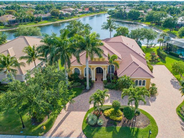 This beautifully appointed custom-built home in Classics Plantation Estates offers one of the best l