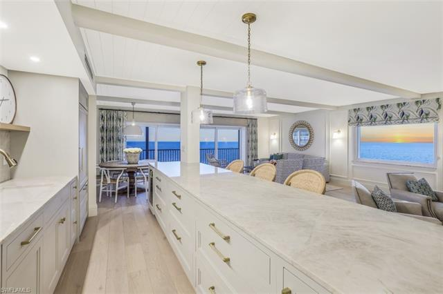 C.17692 - Enjoy the sound of the surf from this absolutely stunning renovation on the 5th floor end