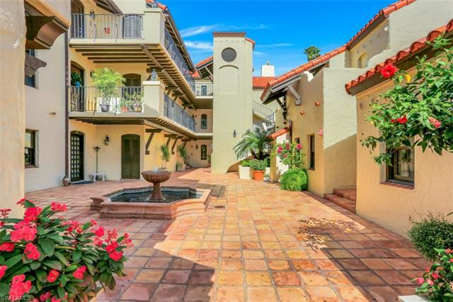 RENOVATED TO THE HIGHEST STANDARDS!  A Pelican Bay Landmark!  Old World Charm meets new technology.