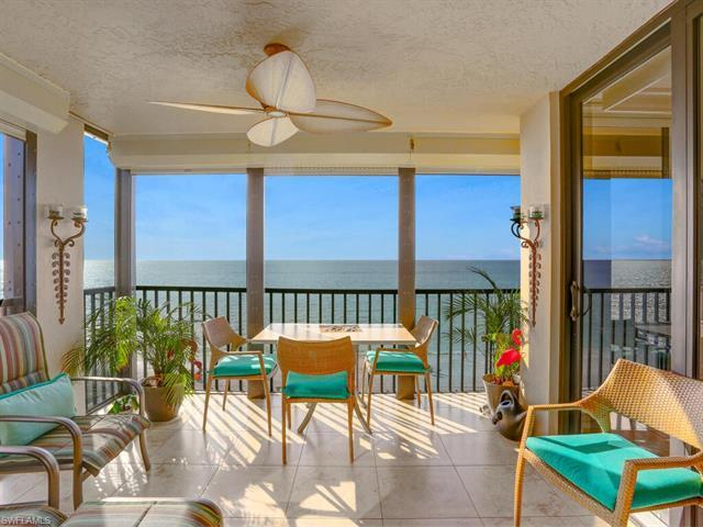 Rarely available end unit at the coveted Admiralty on Vanderbilt Vanderbilt Beach! This professional