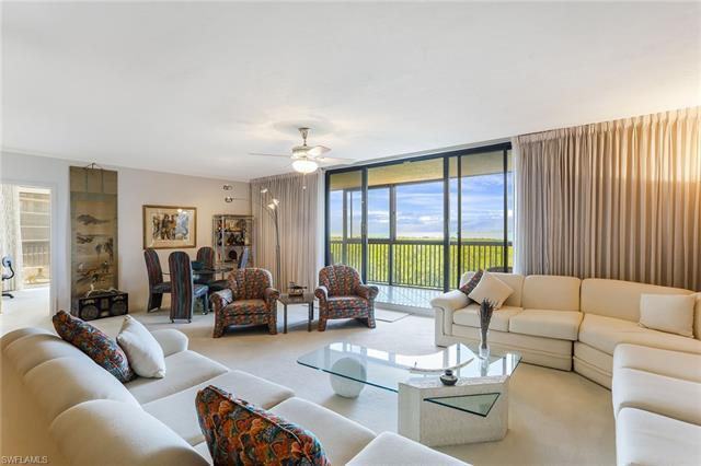 Enjoy spectacular Gulf views from this rarely available, 3 bedroom 3 bath residence located on the ""