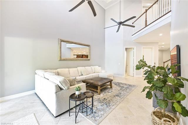 BEST VALUE IN PARK SHORE...There is so MUCH TO ENJOY about this unique 2 story villa home with OVER