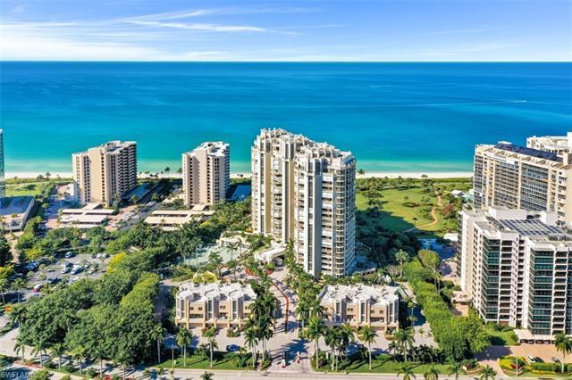 Fabulous prestigious Gulf front living at the Brittany. This conveniently located 5th floor residenc