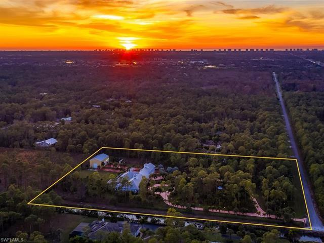 """SPECTACULAR NAPLES GATED 7.25 AC. ESTATE(OVER $4,000,000+ TO BUILD)! """"HANDICAPPED ACCESSIBLE DESIGN"""""""