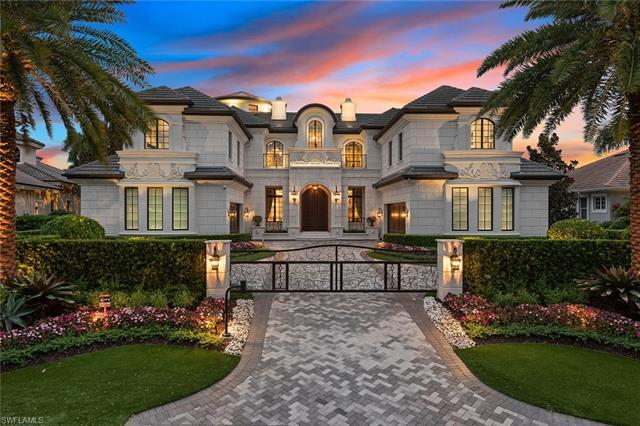 A masterfully crafted custom waterfront residence located within minutes of the best Naples has to o