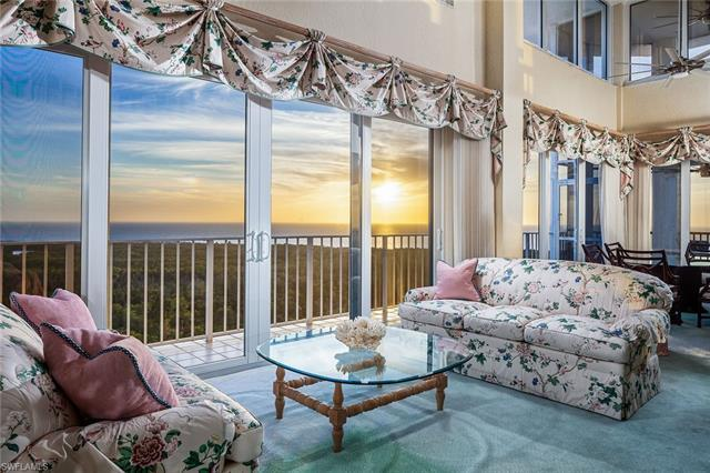 Spectacular panoramic views from the southwest penthouse at St. Lucia, offering incredible views of