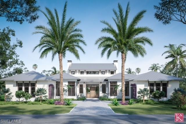 This brand new custom estate is being built by Southpoint Builders and designed by Kukk Architecture